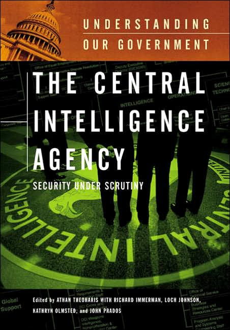 Theoharis-the-Central-Intelligence-Agency